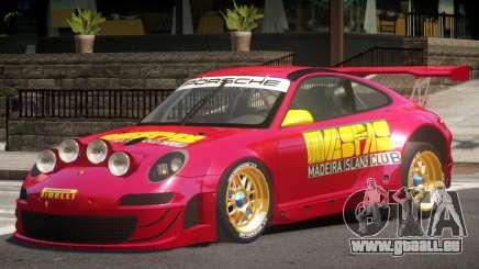 Porsche 911 GT3 PJ pour GTA 4