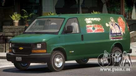 Chevrolet Express PJ2 pour GTA 4