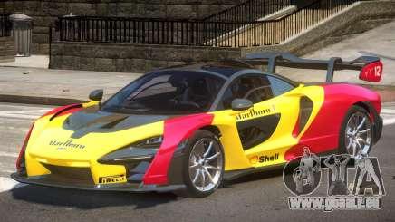 McLaren Senna GT PJ2 pour GTA 4