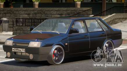 VAZ 21099 V2 für GTA 4