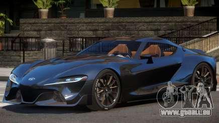 Toyota FT-1 ST für GTA 4