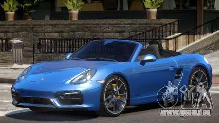 Porsche Boxster GTS Spider V1.0 für GTA 4