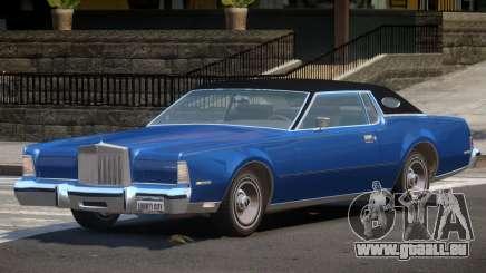Lincoln Continental V1.0 pour GTA 4