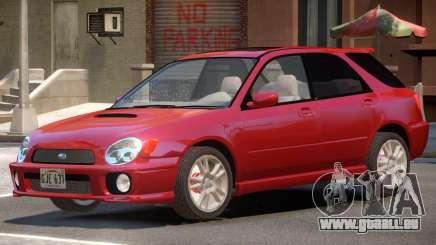 Subaru Impreza ST V1.1 pour GTA 4