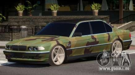 BMW 760Li ST für GTA 4