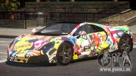 GTA Spano RS PJ pour GTA 4