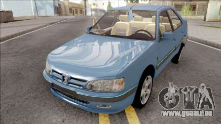 Peugeot Pars Years pour GTA San Andreas