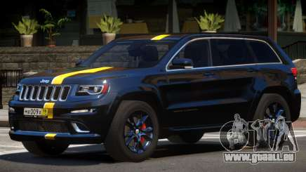 Jeep Grand Cherokee Black Edition für GTA 4