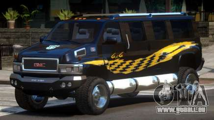 GMC Tough Guy V1.0 pour GTA 4