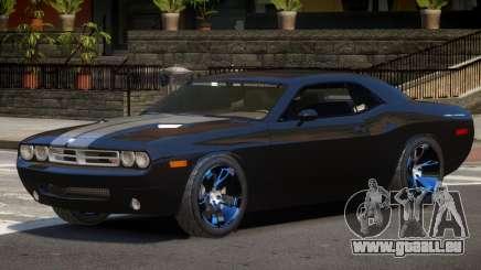 Dodge Challenger Spec V1.0 pour GTA 4