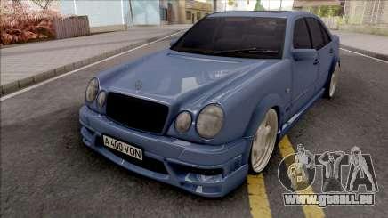Mercedes-Benz E-class W210 KLEEMANN für GTA San Andreas
