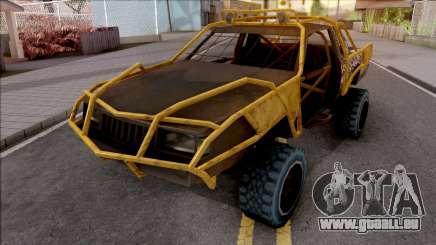 Metalframe Buggy Coupe SA Style pour GTA San Andreas