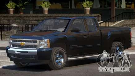 Chevrolet Silverado V1.2 pour GTA 4