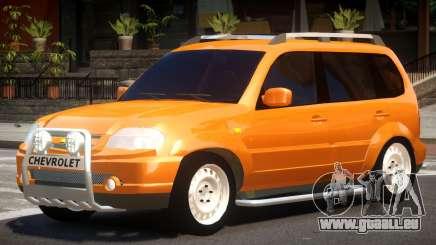 Chevrolet Niva ST pour GTA 4