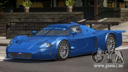 Maserati MC12 RS pour GTA 4