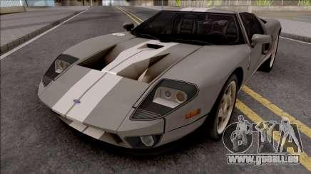 Ford GT 2005 LQ für GTA San Andreas