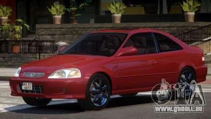 Honda Civic Si V1.0 pour GTA 4
