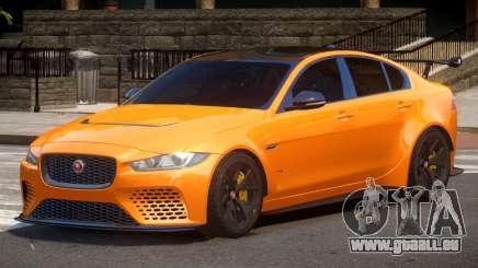 Jaguar XE Sport pour GTA 4