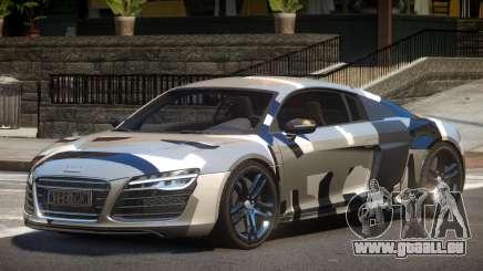 Audi R8 V10 GT PJ4 pour GTA 4