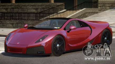 GTA Spano RS pour GTA 4