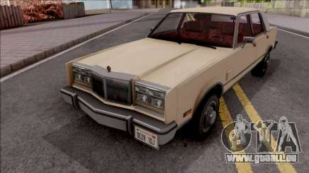 Chrysler New Yorker 1982 für GTA San Andreas
