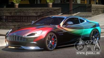 Aston Martin Vanquish RS PJ pour GTA 4