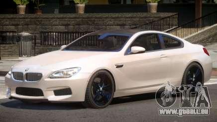 BMW M6 E63 V1.0 pour GTA 4