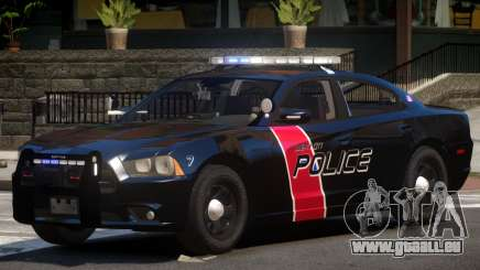 Dodge Charger Police V1.1 pour GTA 4