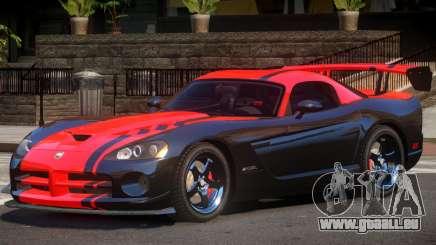 Dodge Viper SRT Spec V1.2 pour GTA 4