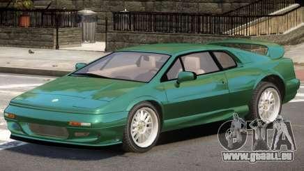 Lotus Esprit Upd pour GTA 4