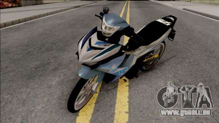 Yamaha Exciter 150 Limited Edition pour GTA San Andreas