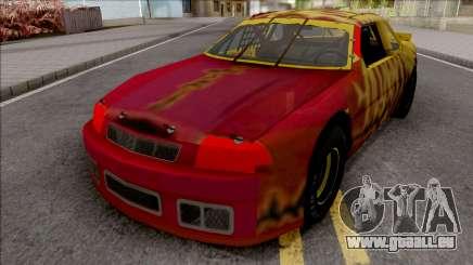 Chevrolet Lumina 1992 NASCAR Hot Wheels pour GTA San Andreas