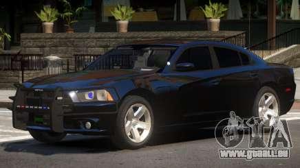 Dodge Charger RT Police V1.0 pour GTA 4