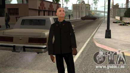 Horacio Larreta pour GTA San Andreas