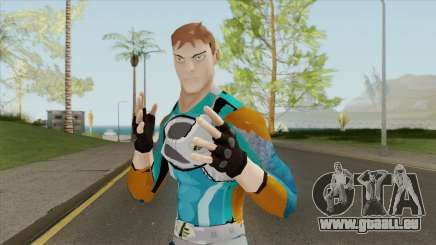 Max Steel V2 pour GTA San Andreas
