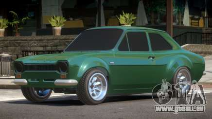 Ford Escort Mk1 V1.0 für GTA 4
