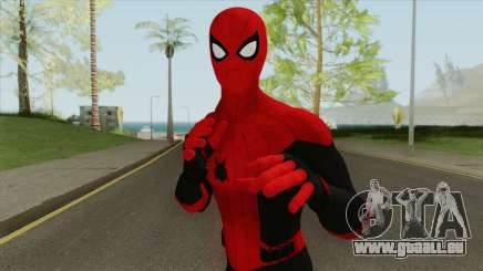 Spider-Man PS4 (Upgraded Suit) pour GTA San Andreas