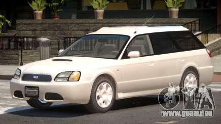 Subaru Legacy V1.0 pour GTA 4