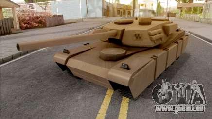Mini Tank für GTA San Andreas