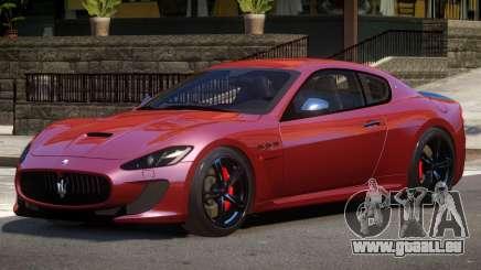 Maserati Gran Turismo RS für GTA 4