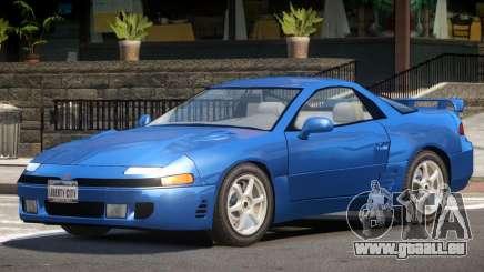 Mitsubishi 3000GT Turbo V1.0 pour GTA 4