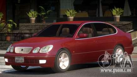 1999 Lexus GS 300 pour GTA 4