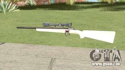 Sniper Rifle (White) pour GTA San Andreas