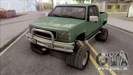 GMC Sierra Monster Truck 1998 pour GTA San Andreas