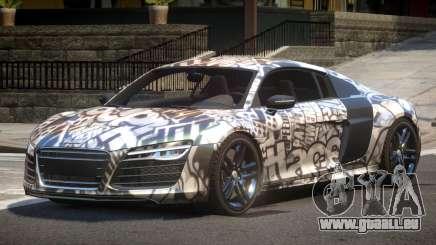 Audi R8 V10 GT PJ1 pour GTA 4
