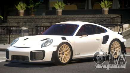 Porsche 911 GT2 RS V1.0 pour GTA 4