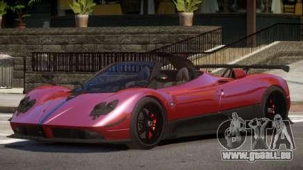 Pagani Zonda Spider V1.0 für GTA 4