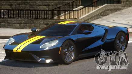 Ford GT Black Edition pour GTA 4
