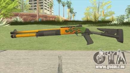 XM1014 Hot Rod (CS:GO) pour GTA San Andreas
