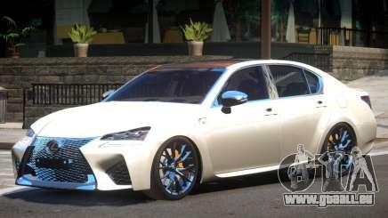 Lexus GS-F Elite pour GTA 4